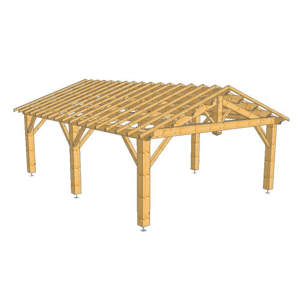 kit pro charpente scierie boutolleau. Black Bedroom Furniture Sets. Home Design Ideas