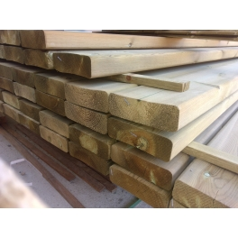 Madrier Cl4 - 46 x 145 mm