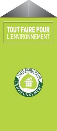 TOUT FAIRE pour l'environnement